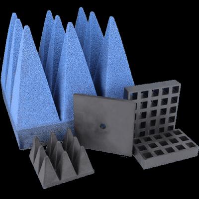 EM absorbcijas
