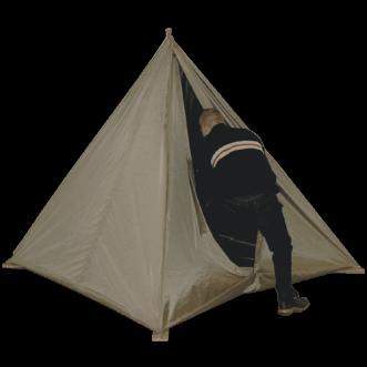 EMI / RFI pasargāti Faraday telts